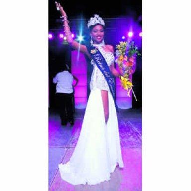 Ximena es la nueva Reina del Ecuador