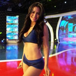 Aparecen videos  y fotos íntimos  desnudos  de Marla Gabriela Suárez