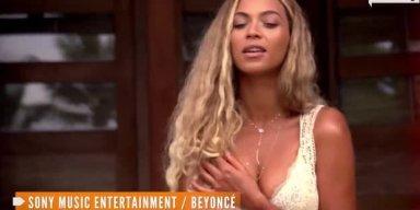 Sorpresa Beyoncé lanza su nuevo album el primero audio visual