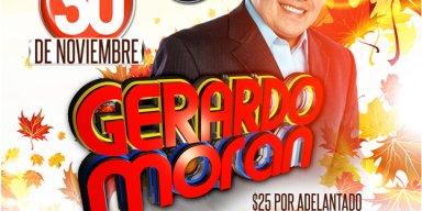 Gerardo Moran Tour USA 2014