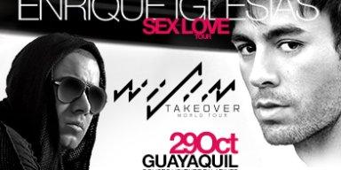 Enrique Iglesias  Sex Love Tour