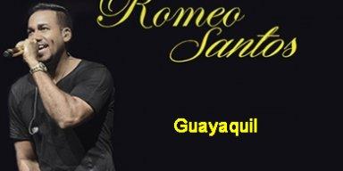 ROMEO SANTOS EN CONCIERTO GUAYAQUIL