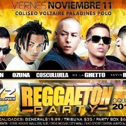 Regaton Party Guayaquil 2016