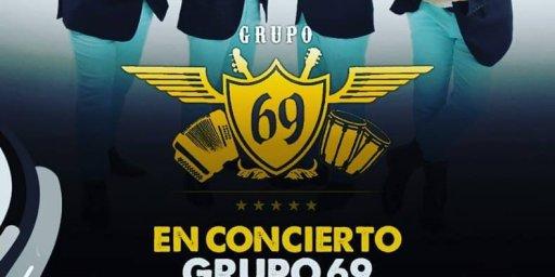 Grupo 69 en Concierto