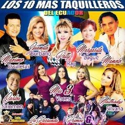 Los 10 Mas Taquilleros Del Ecuador