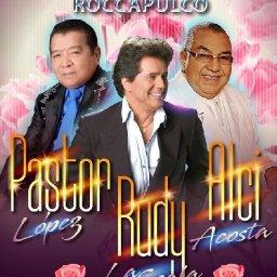 Pastor Lopez, Rudy La Scala & Alci Acosta en San Francisco,CA