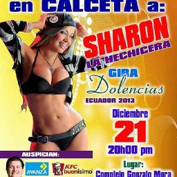 Sharon - Gira Dolencias