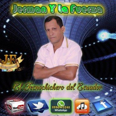 JERMAN Y LA FUERZA (facebook) - mix cuando se quiere,asi te quiero yo