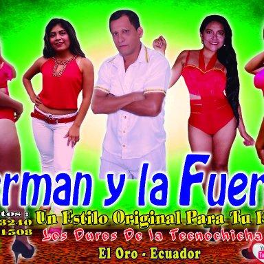 JERMAN Y LA FUERZA (facebook) - EL DESAMOR (D.R.A)